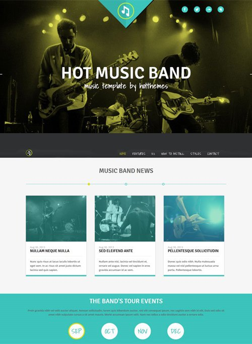 HOT Music Band